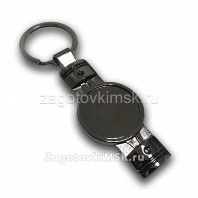 Premium брелок поршень (BLACK) в комплекте с линзами