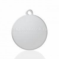 Круг-медальон (Повышенная цветопередача)