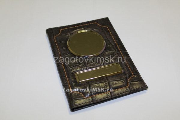 Кайман премиум эко кожа (серый)